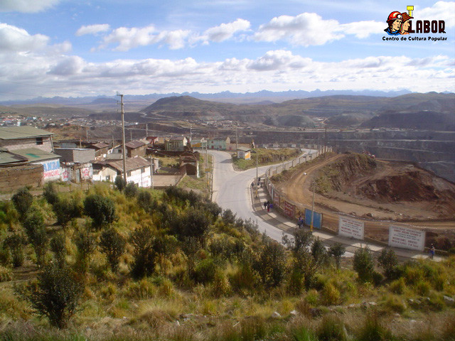 Cerro de Pasco contemporaneo