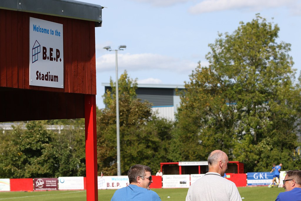 Risborough Rangers v Winslow United FAC