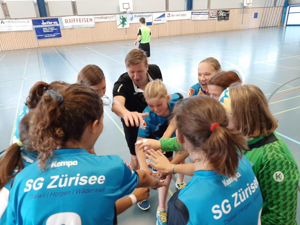 SG Zürisee - SG Uzwil-Gossau (1)