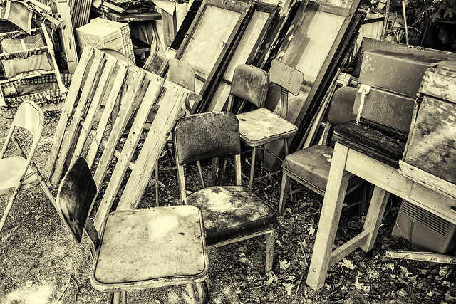Gathering of Chairs