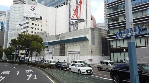 [梅田2丁目]桜橋ボウルパンダリア 解体工事
