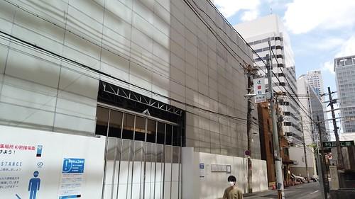 [堂島浜2丁目]古河大阪ビル本館・西館 解体工事
