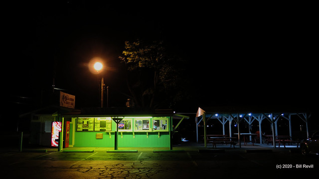 Sea View Snack Bar, Mystic CT