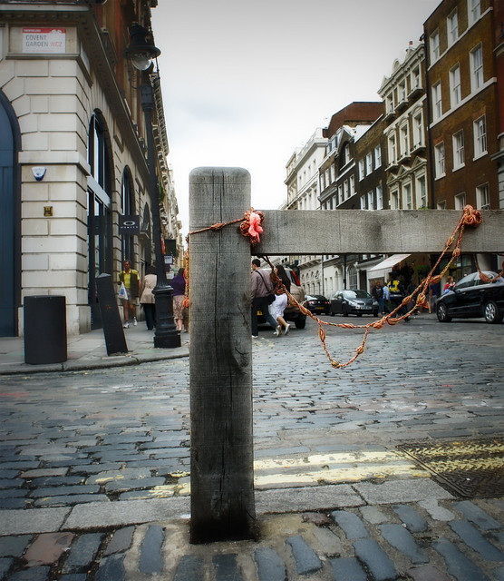 Covent Garden decoration
