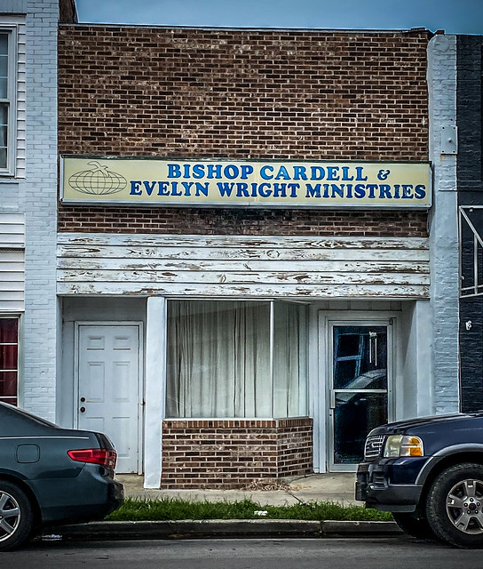 Bishop Cardell & Evelyn Wright Ministries