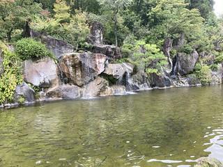 Seiryu no Sato stocked fishing pond
