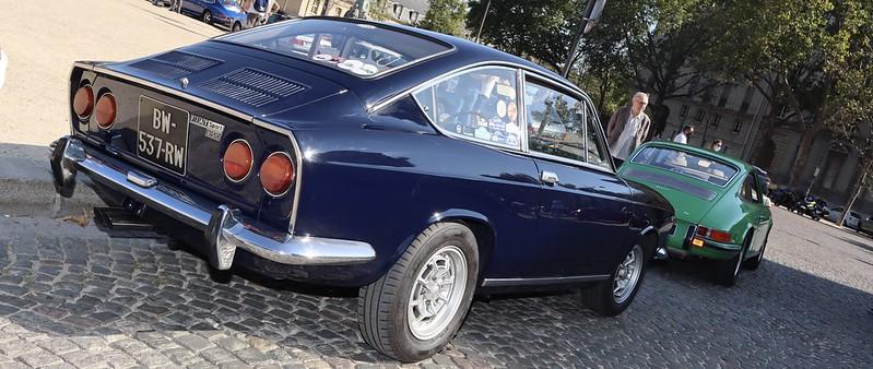 FIAT 850 Sport - Paris Vauban Septembre 2020 50338551152_d8c2c76592_c