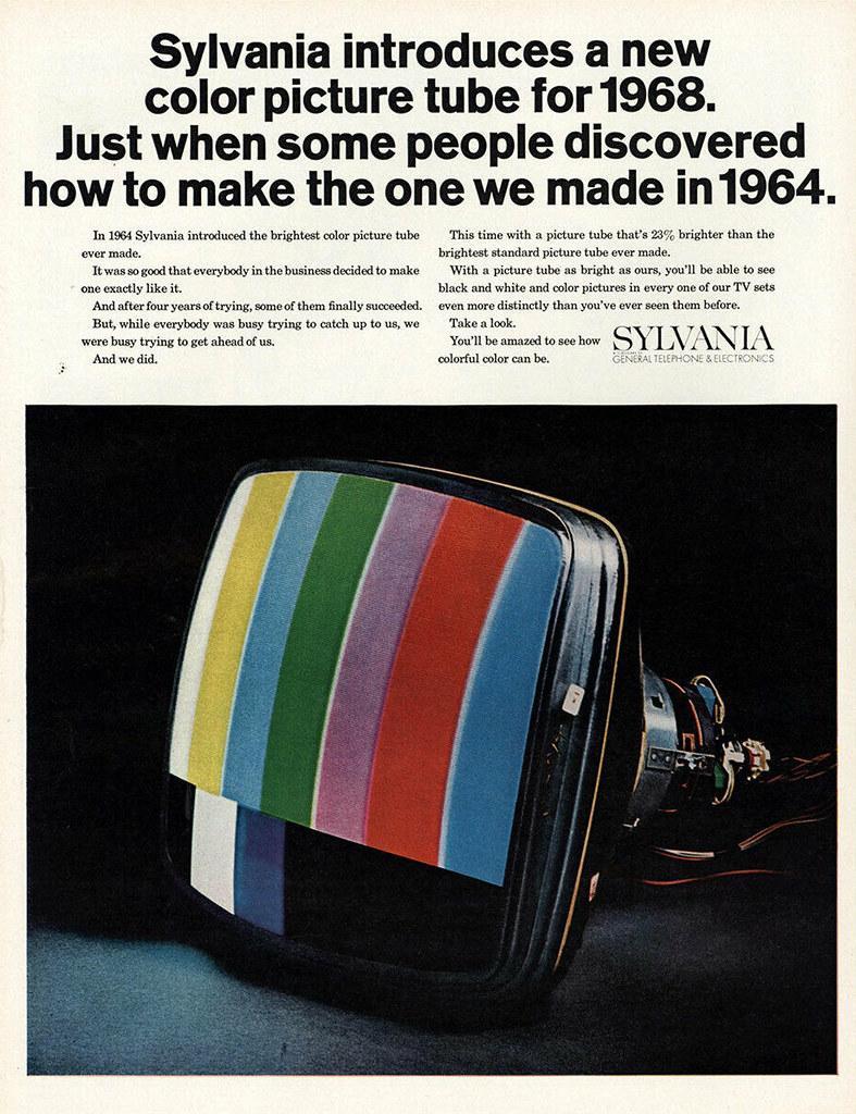 Sylvania 1968