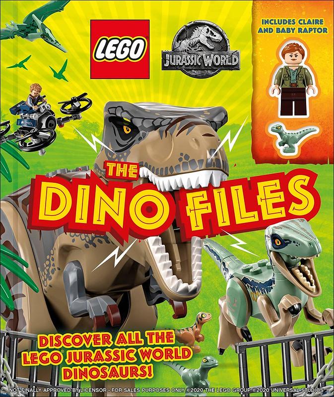 LEGO Jurassic World The Dino File