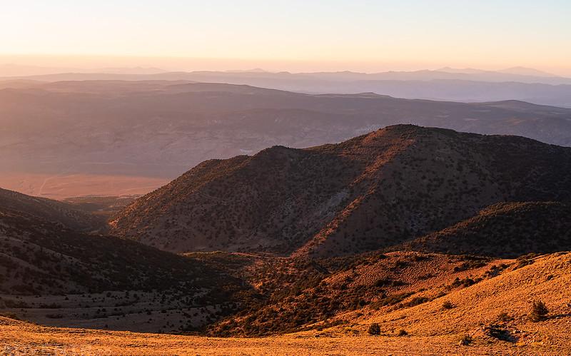 Queen Canyon Sunset