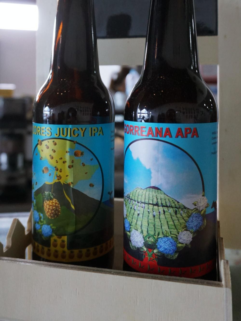 Azores craft beer