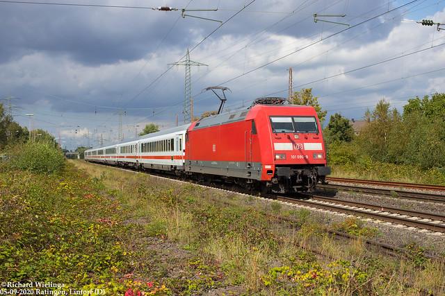 DB 101 090 + IC