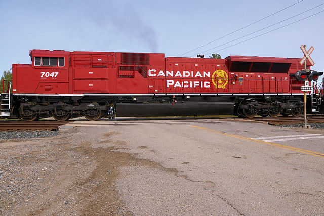 Canadian Pacific #7047