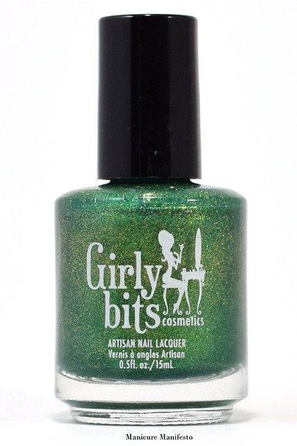 Girly Bits Cosmetics They're After Me Lucky Charms Review