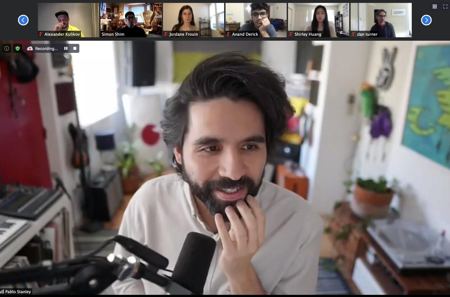 IxDA SF at Design Week 2020: UX Portfolio Reviews
