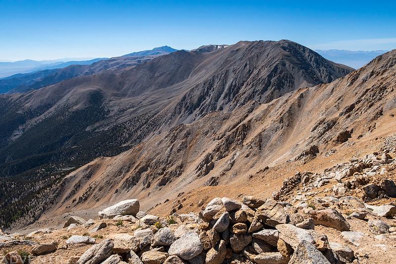 White Mountain Peak View