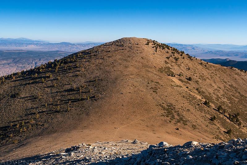 Trail Canyon Saddle