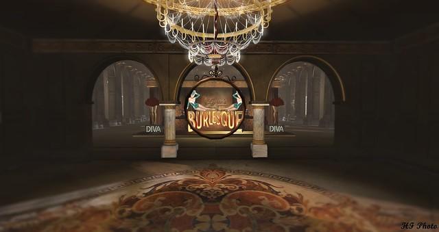 Lyric's Ballroom Burlesque Show