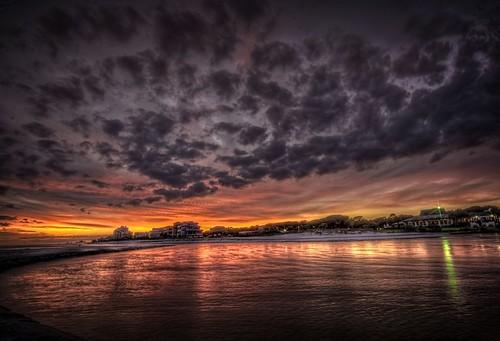 myrtlebeach southcarolina sunset on1photoraw