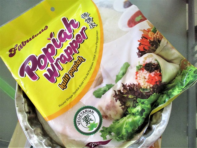 Fabulous popiah wrapper
