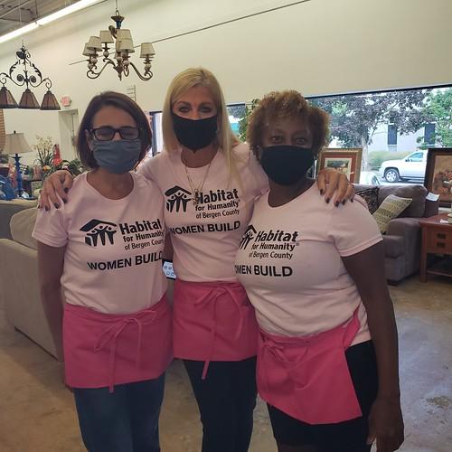 Women Build Restore Anniversary Sept 2020