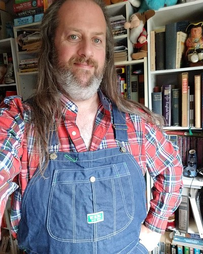 This pandemic has done wonders for my vintage overalls collection. New Ely overalls FTW! #overalls #dungarees #biboveralls #vintage #ElyOveralls #denim #bluedenim #rawdenim #denimoveralls #vintageoveralls #overallsarelife