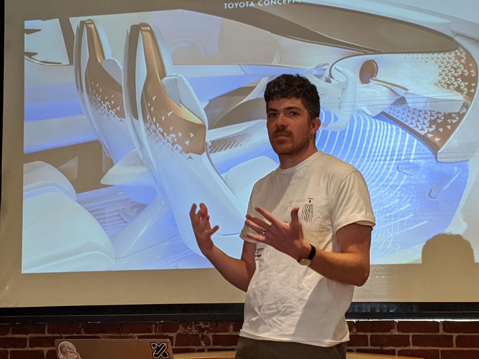 A Design Futuring Workshop with Christian Ervin