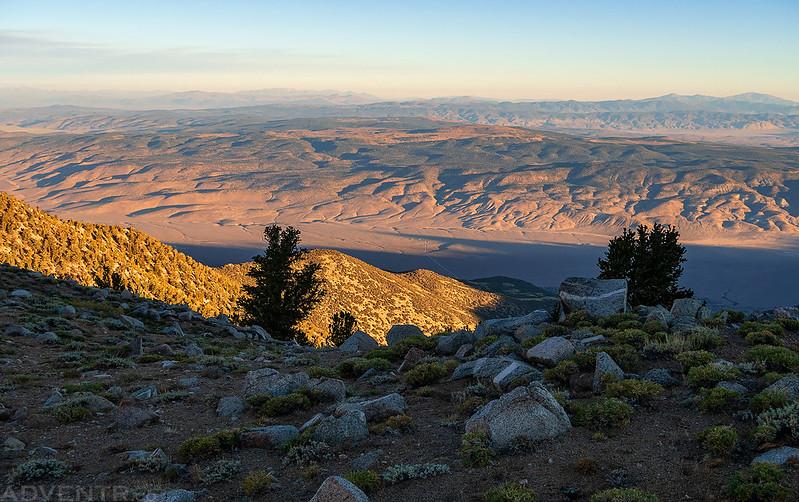 Queen Valley Overlook