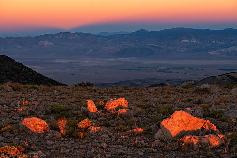 Light on the Rocks