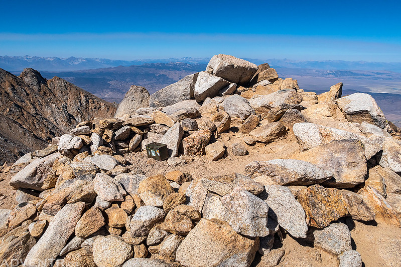 Boundary Peak Summit