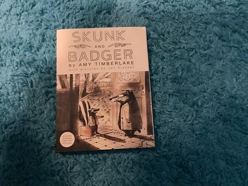 Skunk&Badger