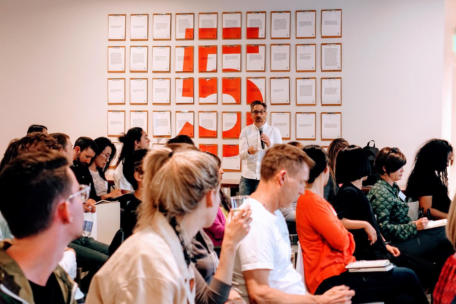 IxDA SF at Design Week 2019: The impact of AI and Social Media