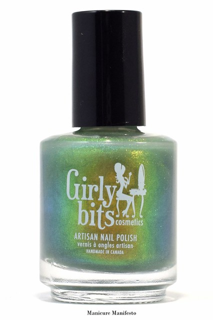 Girly Bits Cosmetics Street Magic Review
