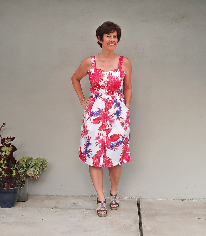 BurdaEasy sundress1