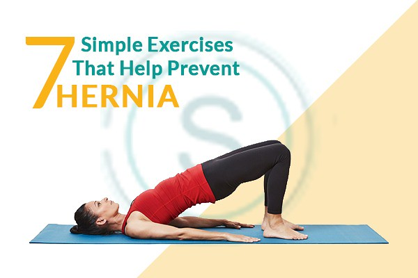 Exercises to prevent Hernia - SMILES