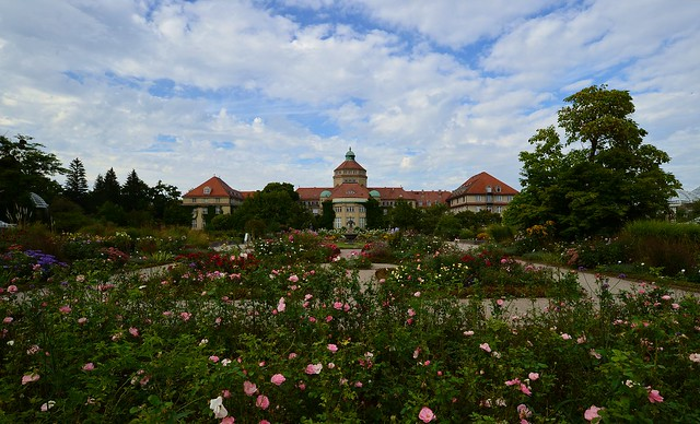 Munich - Botanical Garden