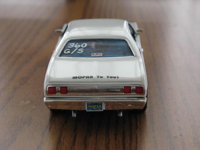 Mr. Mopar Rear View