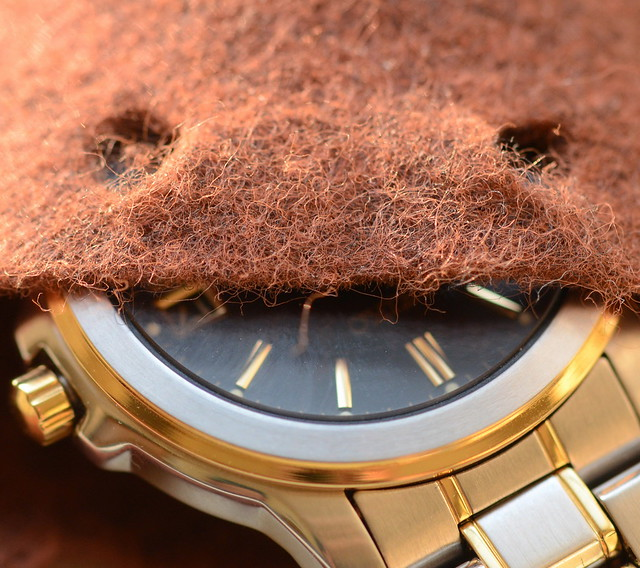 Pouch/watch smiley