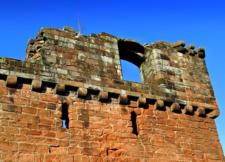 Ruins of Penrith Castle