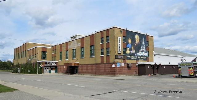 McIntyre Community Building Complex