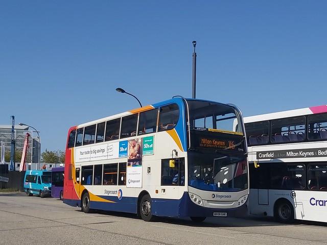Stagecoach 15446, MX08GHK - X6