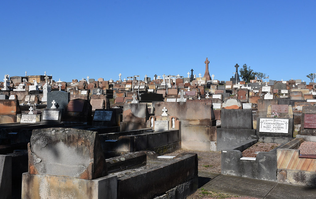 Botany Cemetery, Matraville, Sydney, NSW.