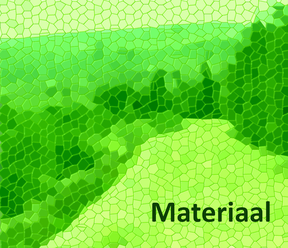 Link naar overzicht materiaal