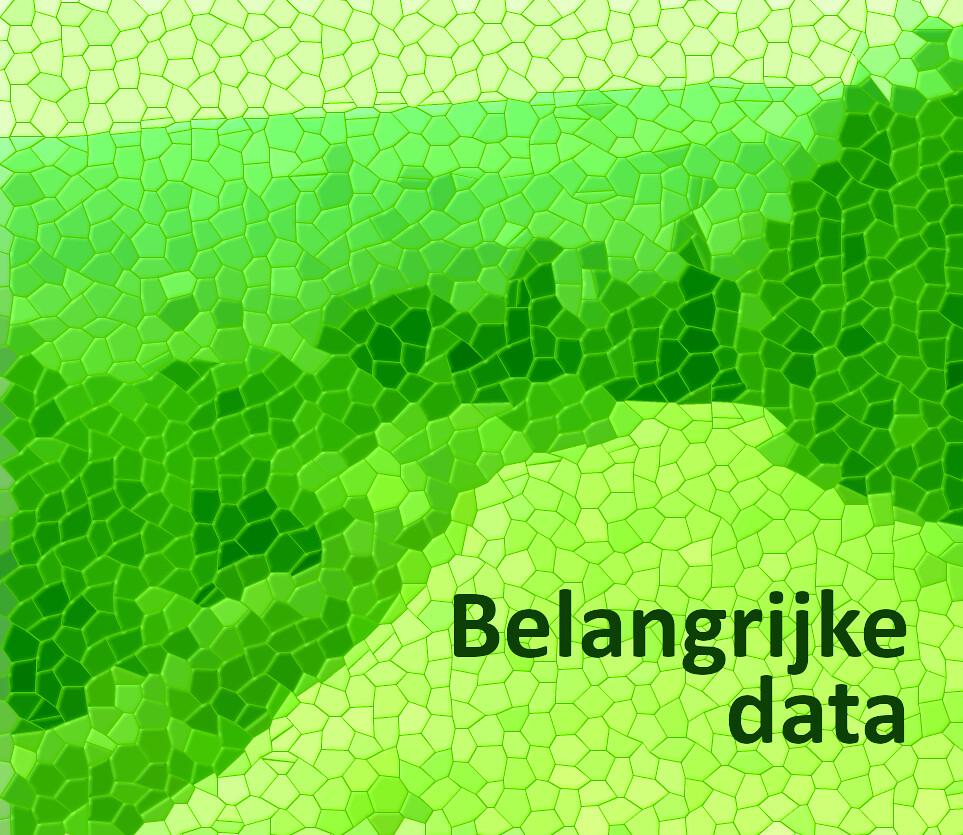 Link naar belangrijke data