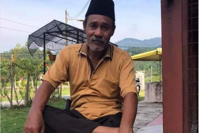 Pelakon Drama 7 Hari Mencintaiku 2  Idris Mohd Diah Meninggal Dunia