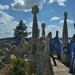 Quel est ce lieu??? Parc de sculptures Utopix, Sainte-Enimie (48) [Explore du 15 septembre 2020]