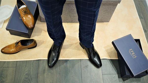 男士上班皮鞋