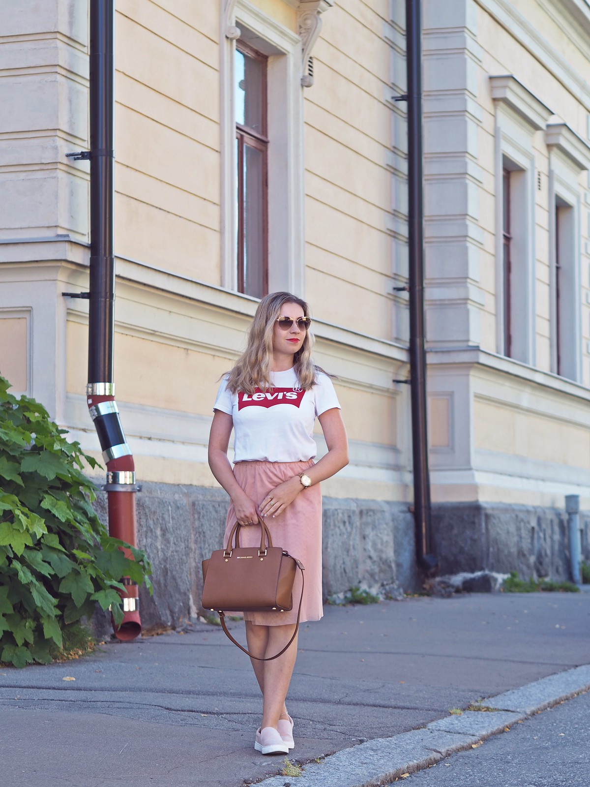 dirtypink skirt