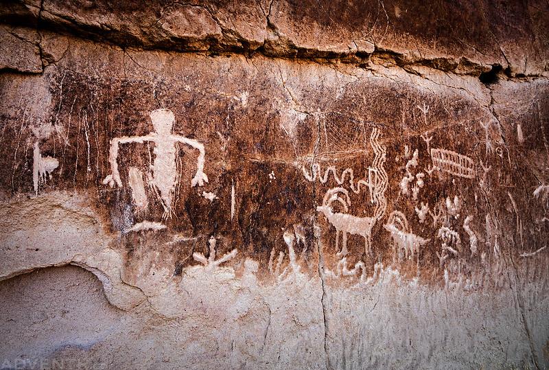 Narrows Petroglyphs