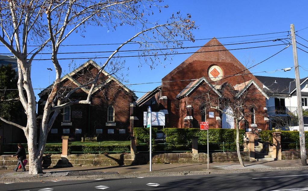 Gracepoint Christian Church, Botany, Sydney, NSW.